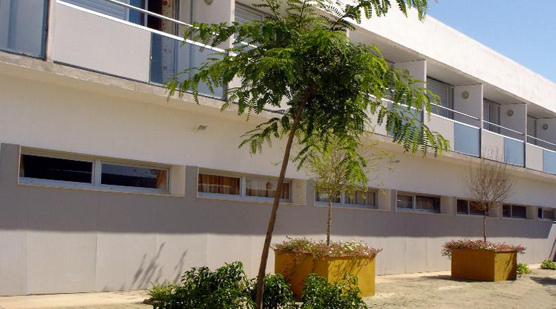 Residencia de mayores de Cañada Rosal
