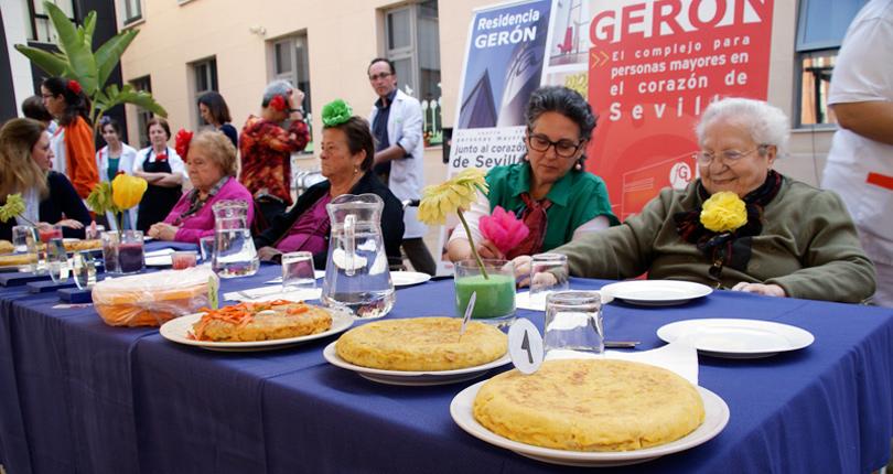 Residencia de mayores en Sevilla