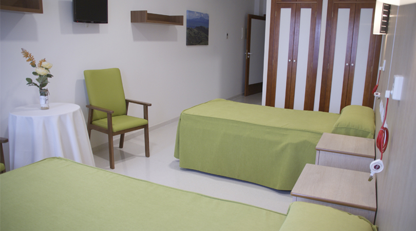 Residencia de mayores en Mairena del Alcor