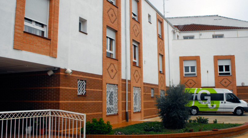 Residencia de mayores en Beas de Segura