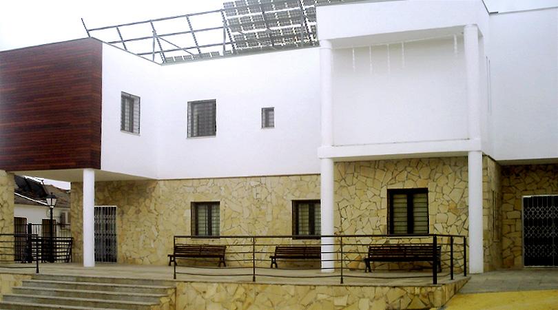 Residencia de mayores en Villanueva de Tapia