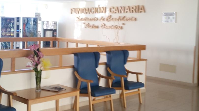 Residencia de mayores en Candelaria