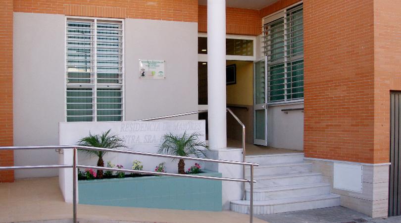 Residencia de mayores en El Cuervo