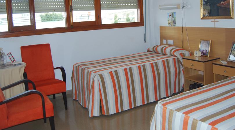 Residencia de mayores en San Fernando