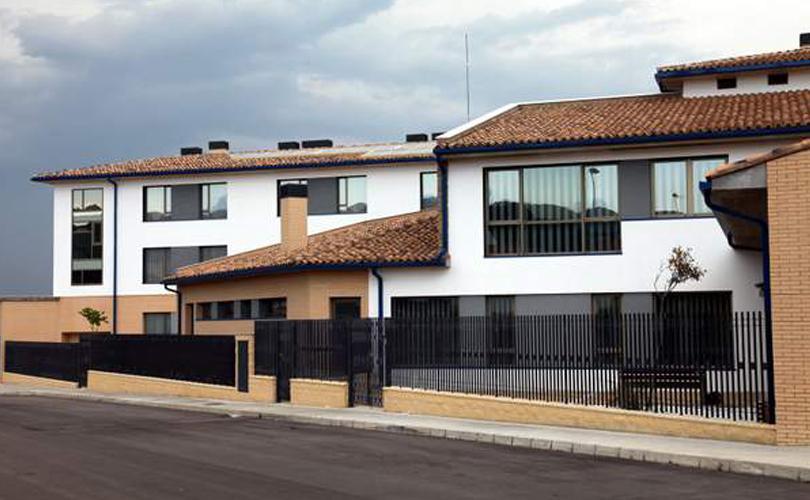 residencia mayores de vilafranca del cid