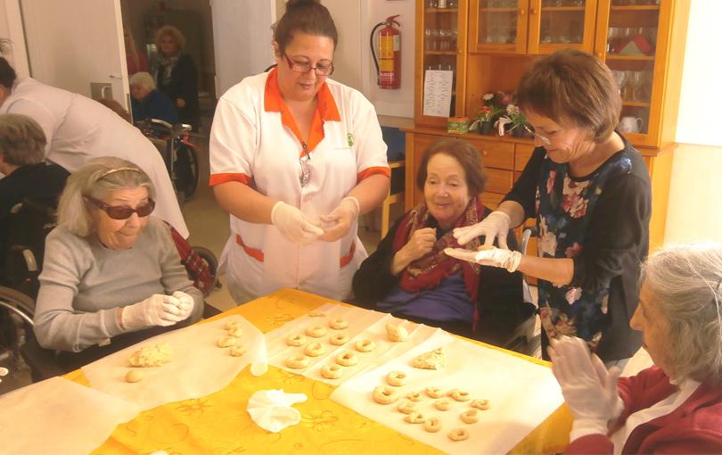 Residencia de mayores en Tacoronte