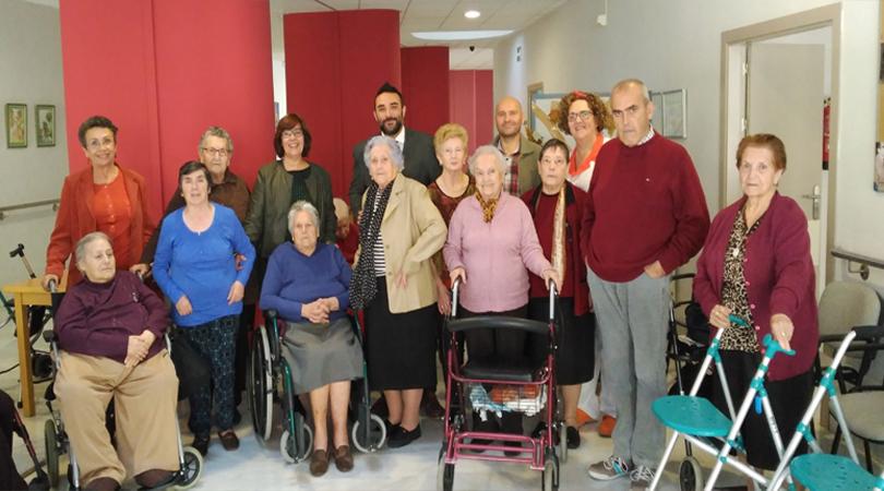 Residencia de mayores en Beliceba